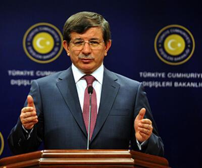 """Davutoğlu: """"Erdoğan'ın taziyesine kulak vermeliyiz"""""""