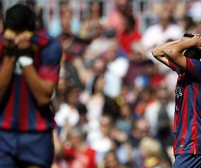 Barcelona - Getafe: 2-2 (Maç Özeti)