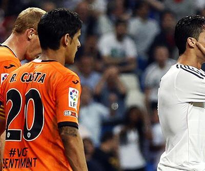 Real Madrid - Valencia: 2-2 (Maç Özeti)