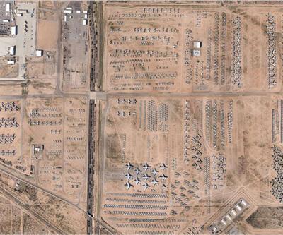 Google Earth ile görülen 50 çarpıcı fotoğraf