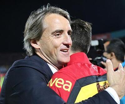 Mancini'den şampiyonluk yorumu