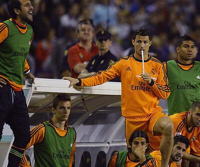 Real Madrid - Valladolid: 1-1 (Maç Özeti)