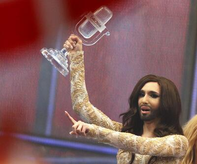 Eurovision'u Conchita kazandı