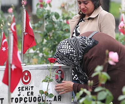 Edirnekapı Şehitliği'nde Anneler Günü