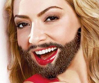 Ünlüler Conchita gibi sakal bırakırsa