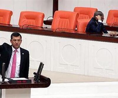 CHP'li Özgür Özel'in Meclis'teki Soma konuşması