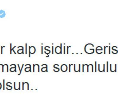 Ünlü isimlerden Soma faciası tweetleri