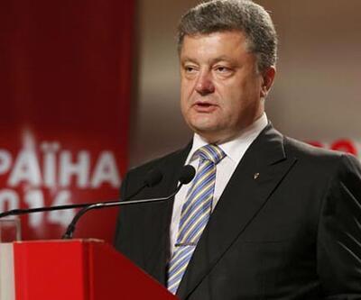 Ukrayna'nın yeni lideri Petro Poroşenko