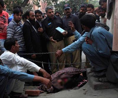 3 aylık hamile kadın taşlanarak öldürüldü!