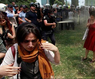 İşte Gezi olaylarından hafızalarımıza kazınan o kareler...