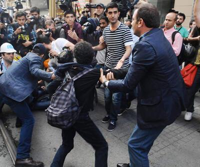 İSTANBUL'DA POLİS MÜDAHALESİ