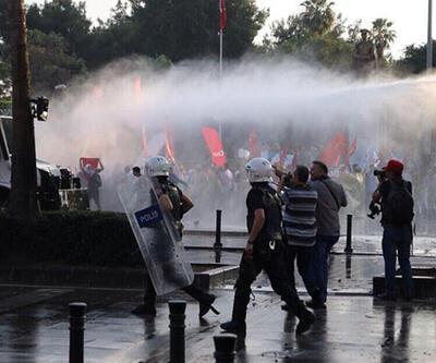 ADANA'DA POLİS MÜDAHALESİ