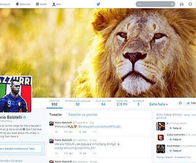 Mario Balotelli'den Galatasaraylıları heyecanlandıran hareket