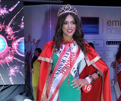 İşte Miss Euroasia 2014...