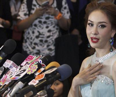 Tayland güzeli unvanından feragat etti
