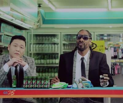 PSY'ın Gangnam Style'dan sonra yeni hiti: Hangover