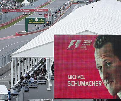 Schumacher hakkında üzücü açıklama