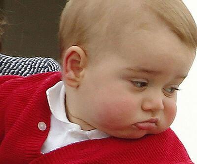 İngiltere'nin Dünya Kupası'ndaki kaderi minik Prens George'a bağlı!