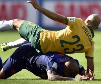 Dünya Kupası: Avustralya - Hollanda: 2-3