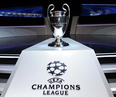 UEFA Şampiyonlar Ligi eşleşmeleri