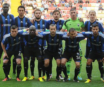 Kayseri Erciyesspor UEFA'yı şaşırttı