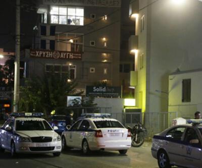 Altın Şafak Partisi'ne saldırı: 1 ölü