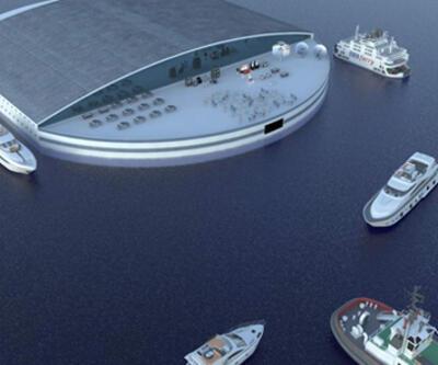 İstanbul'a yüzer otoparklar geliyor