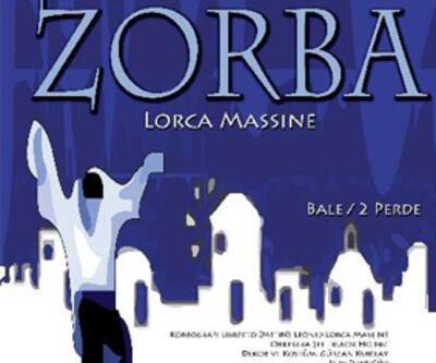"""""""Zorba"""" açlık ve obezite için sahnelenecek"""