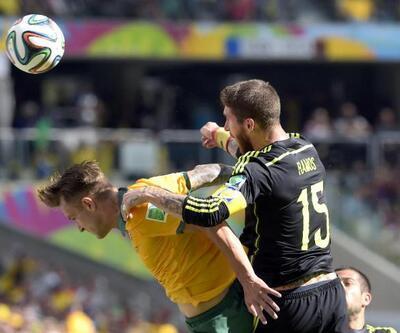 Dünya Kupası: Avustralya - İspanya: 0-3