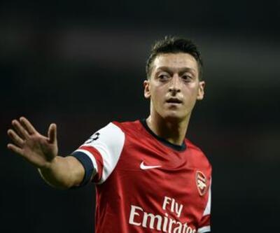 İstatistiklere göre Mesut Özil 5. oldu