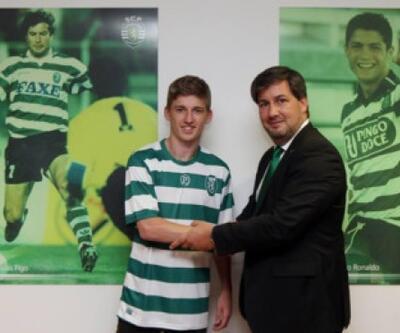 "Sporting Lizbon, ""Mini Messi"" ile anlaştı"