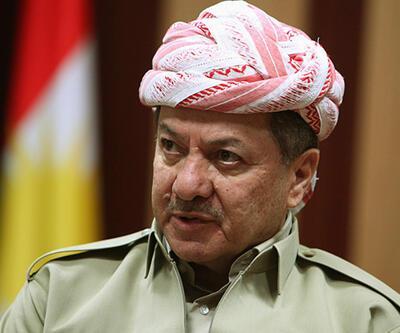 """Barzani: """"Irak parçalanıyor"""""""