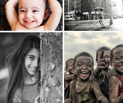 Mutluluğun fotoğrafları