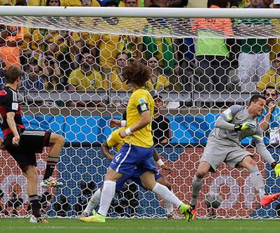 Brezilya - Almanya maçı saat kaçta, hangi kanalda?