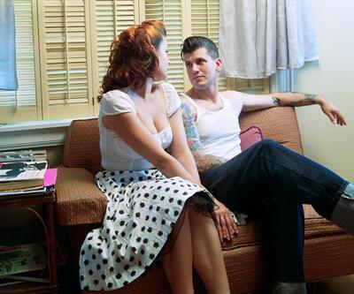 1950'leri yaşayan Amerikalılar