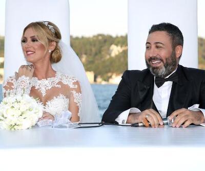 Petek Dinçöz evlendi!