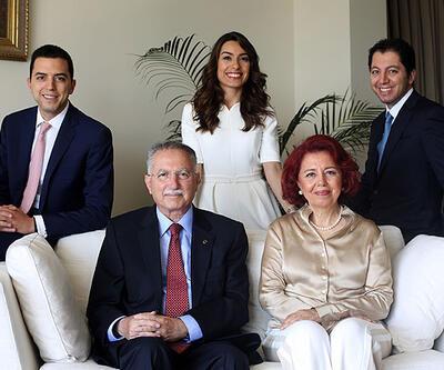 İşte İhsanoğlu ailesi...