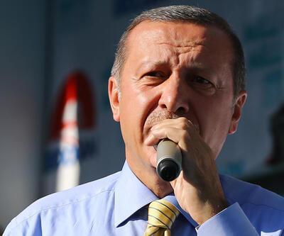 Erdoğan, Hamas Siyasi Büro Şefi Meşal'le görüştü
