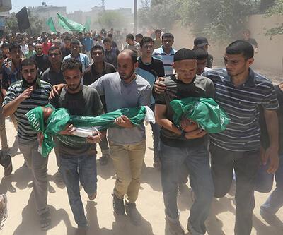Gazze'de ölü sayısı artıyor!