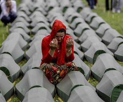 Srebrenitsa katliamının 19. yıldönümü