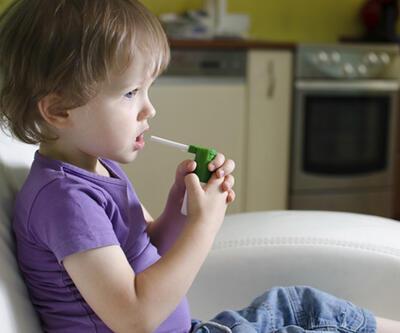 Türkiye'de her 7 çocuktan biri astım hastası