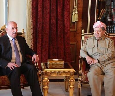 Barzani, Nuceyfi ile görüştü