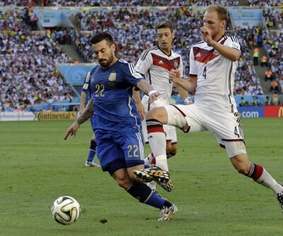 Dünya Kupası Finali: Almanya - Arjantin: 1-0 ... Dünya Kupası Almanya'nın