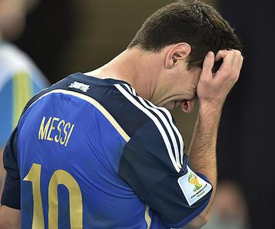 İlk üç: Messi, Neymar ve Sneijder
