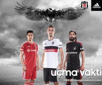 İşte Beşiktaş'ın yeni formaları