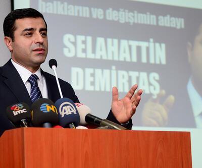 Demirtaş'tan paralel devlet yorumu