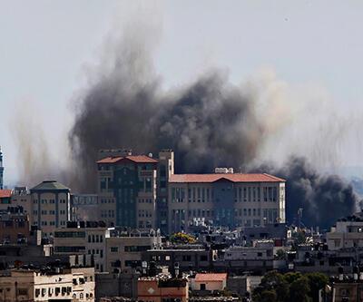 Hamas'tan misilleme: İsrail'de ilk sivil can kaybı