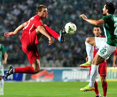 Bursaspor - Chikhura Sachkhere maçı hangi kanalda