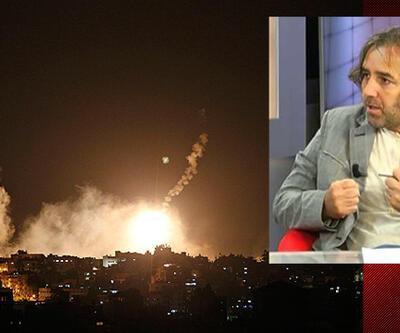 Fehim Taştekin Gazze'de yaşananları anlattı