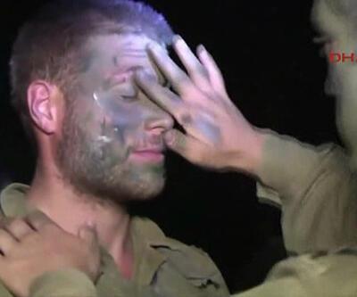 İsrail ordusu kara harekatına böyle hazırlanmış